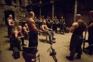 Coriolanus is Ralph Fiennes' debut behind the camera.