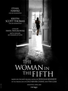 The Woman in the Fifth is released in the UK on 17th February.