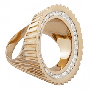 The Vincent ring.