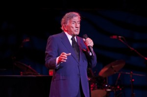 Tony Bennett at the Royal Albert Hall (1)