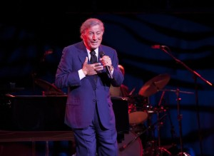 Tony Bennett at the Royal Albert Hall (2)