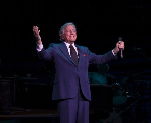 Tony Bennett at the Royal Albert Hall (5)