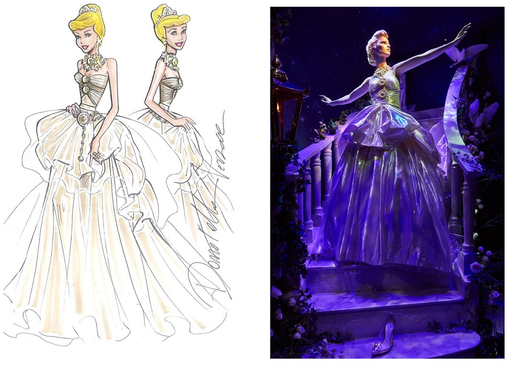 Disney princesses come alive at Harrods – The Upcoming