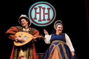4.Horrible Histories - Barmy Britain Alison Fitzjohn and Neal Foster (c) Jane Hobson