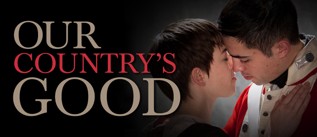 critique for our country's good A younger theatre - review: our country's good, national theatre plenty of  meat but the national plays it safe.