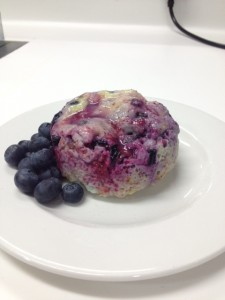 Original recipe of the week Blueberry and Coconut Oaty Muffin - BethanyStone-TheUpcoming - 5