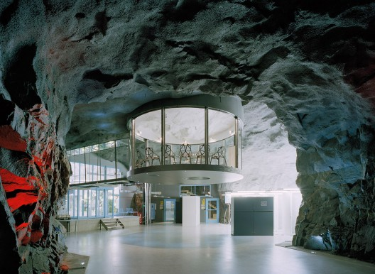 The Pionen Data Centre, Sweden (4)