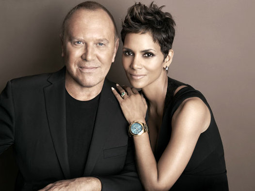 halle berry michael kors watch hunger stop