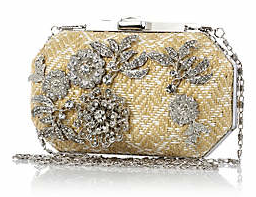 Woven Embellished Box Bag, £30 (River Island)