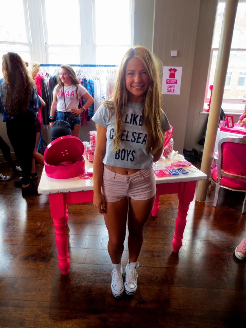 Teen hormones at the Candy Kitten pop-up store - The Upcoming