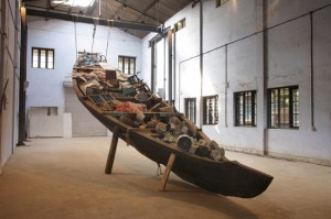 Subodh Gupta - What does the vessel contain