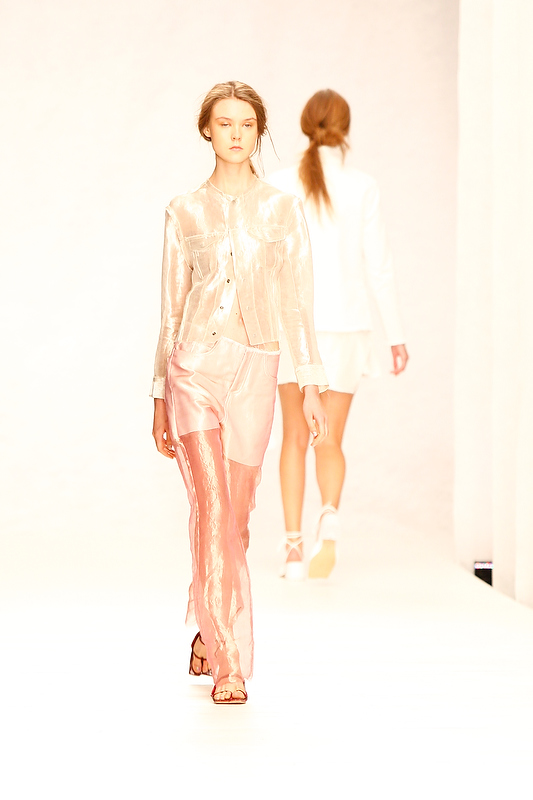 London Fashion Week SS14 - Marques'Almeida - Catwalk