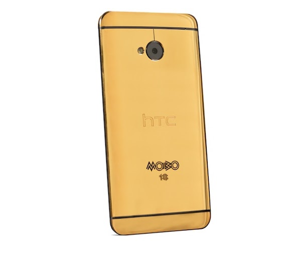 Gold HTC One3