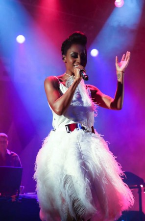 Morcheeba at The Forum - The Upcoming - Andrei Grosu 2