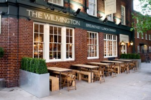 The wilmington gastro pub launches in clerkenwell the for Canape wilmington