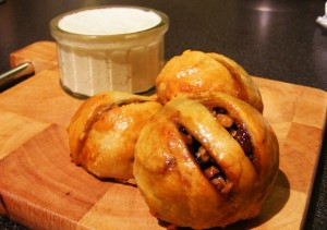 A Deep Fried Mince Pie – Heston Blumenthal