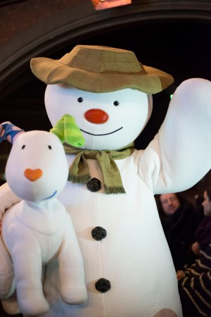 The Snowman and the Snowdog at Union Chapel - Daniela Valla - The Upcoming - 2