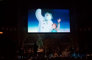 The Snowman and the Snowdog at Union Chapel - Daniela Valla - The Upcoming - 6