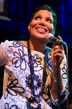 Denise Pearson at Jazz Cafe - Daniela Valla - The Upcoming - 3
