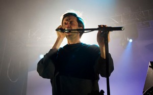 Cut Copy at The Forum - Helle Gylling - The Upcoming - 1