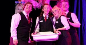 Ushers At The Charing Cross Theatre Review The Upcoming - Front of house theatre
