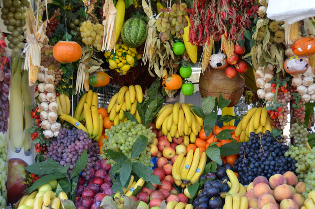 Purchase of fruit and vegetables has dropped by nearly 10% in last few years says DEFRA.