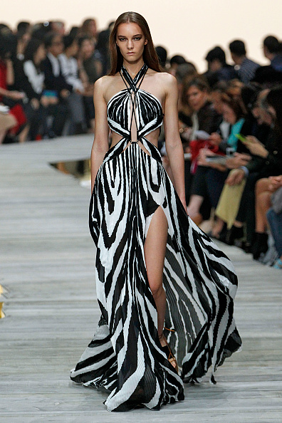 Roberto Cavalli - Runway - Milan Fashion Week Womenswear Spring/Summer 2015