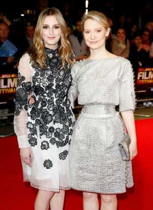 """Madame Bovary"" - Red Carpet Arrivals - 58th BFI London Film Festival"