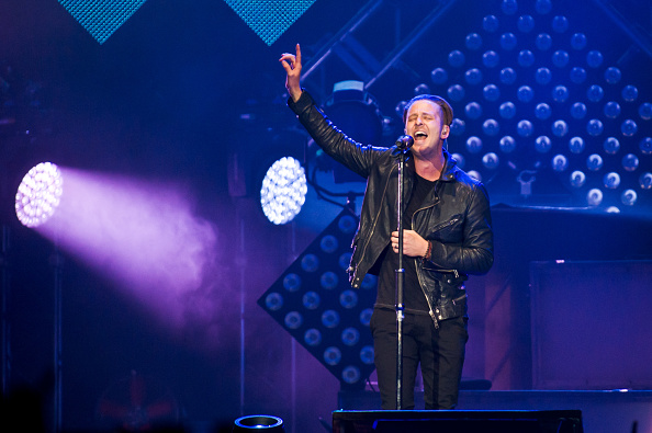 One Republic Perform At O2 Arena London