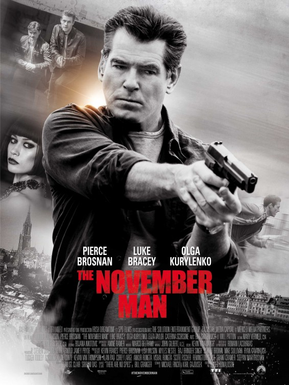 The November Man | Movie review – The Upcoming