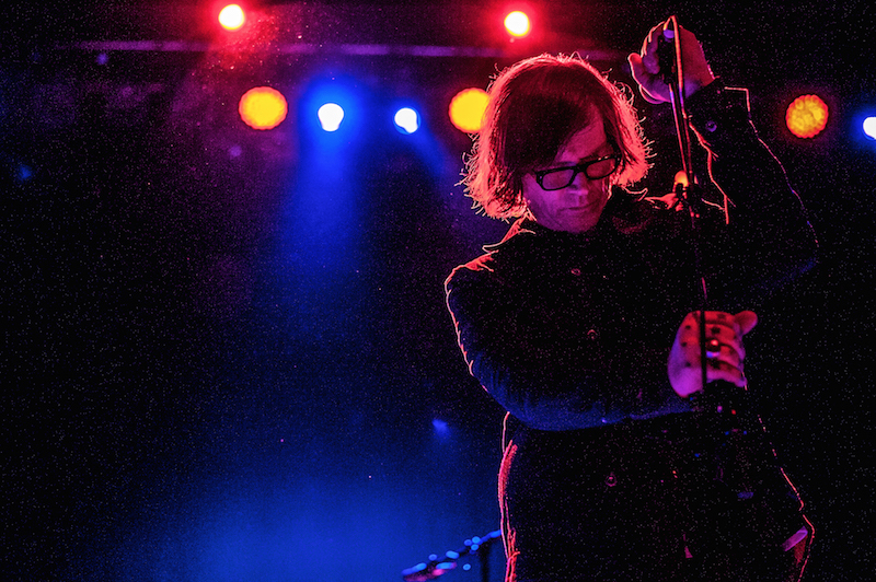 Mark Lanegan concert at Shepherds Bush Empire - Zak Macro - The Upcoming4