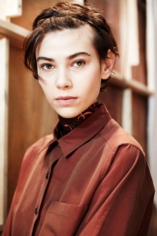 Margaret Howell behind the scenes | LFW A/W 2015 – The Upcoming