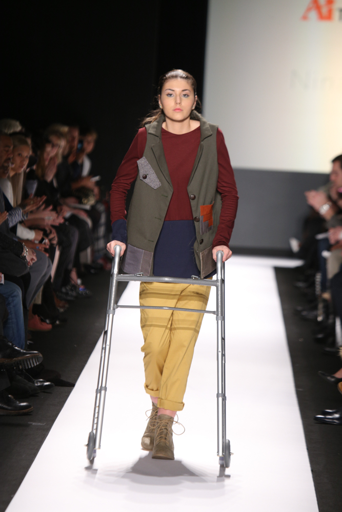 NYFW AW15-ART INSTITUTE -DOMINIQUE PETTWAY-THE UPCOMING