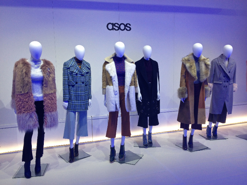 Press day: ASOS A/W 2015 – The Upcoming