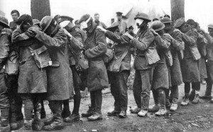 100 years since the first use of poison gas at Ypres, chemical weapons are still being used to commit atrocities.