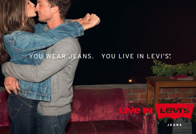 media levi jeans campaign Advertising professionals realize that the heart of any campaign is the product  levi's jeans have been present at  documents similar to marketing levis.