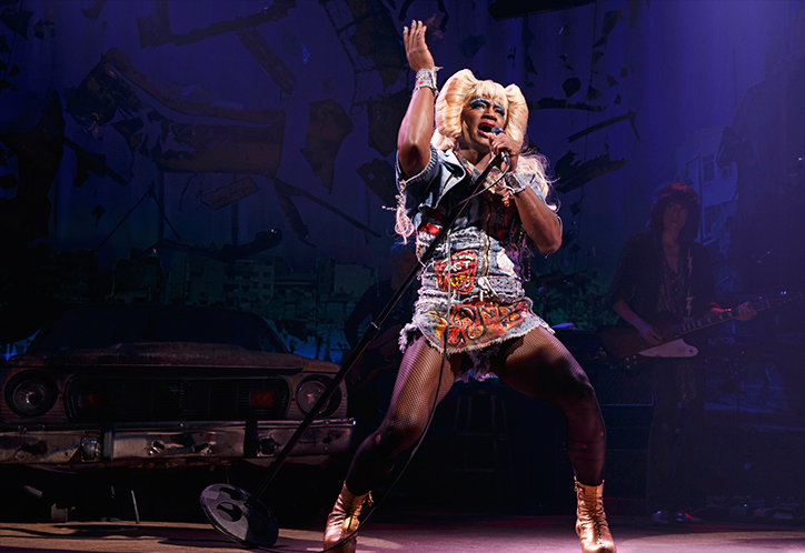 Hedwig and the Angry Inch taye diggs