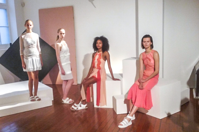 LFW SS16 - Three Floor - Victoria Geaney -1
