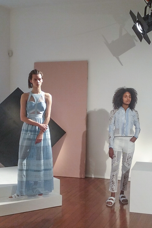 LFW SS16 - Three Floor - Victoria Geaney -3