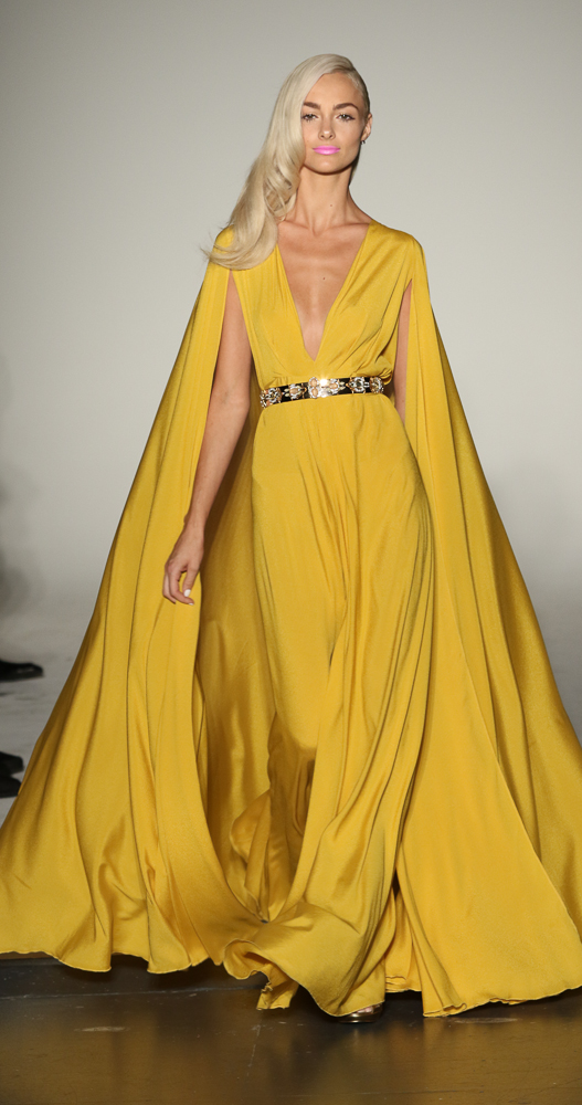 NYFW SS16-Michael Costello-Dominique Pettway- The Upcoming-13