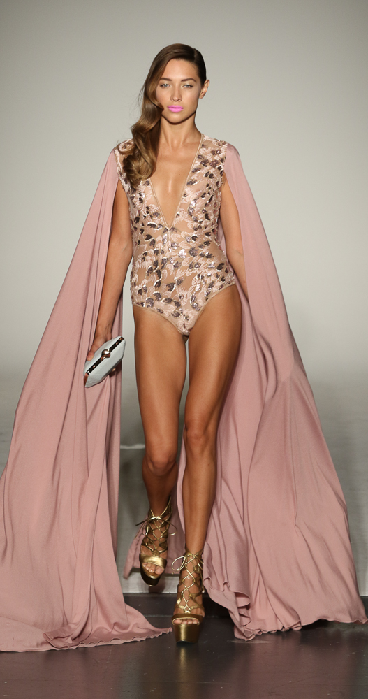NYFW SS16-Michael Costello-Dominique Pettway- The Upcoming-36