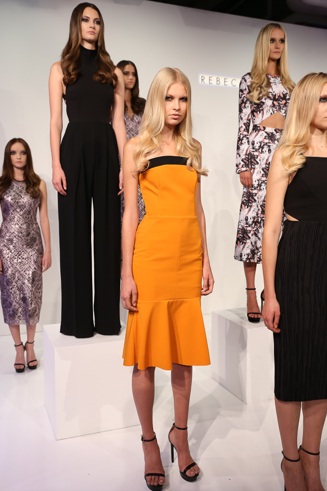 NYFW SS16-Rebecca Vallance- Dominique Pettway- The Upcoming-3