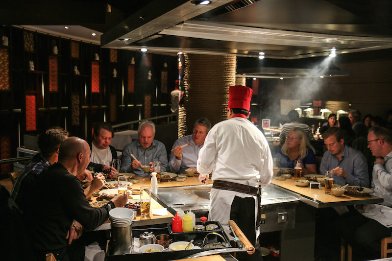 Restaurant That Cooks In Front Of You Montreal