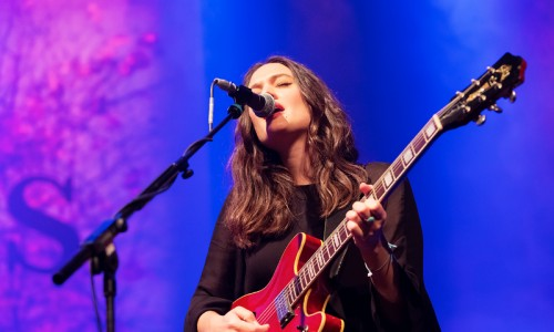 THE STAVES at Roundhouse - GuifrePeray - The Upcoming - 10