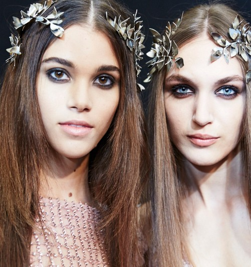 Zahir Murad SS16 Haute Couture - Backstage - Ambra Vernuccio - The Upcoming - 24