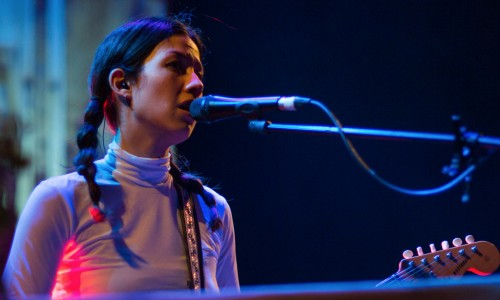 Emmy The Great at the Islington Assembly Hall