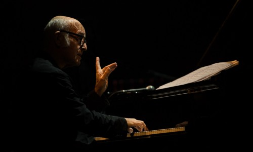 [Ludovico Einaudi] at [Hammersmith Apollo] - [Nick Bennett]-TheUpcoming - [5]