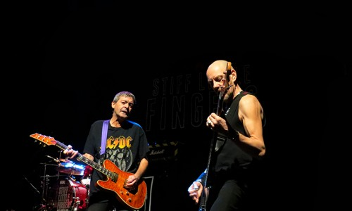 STIFF LITTLE FINGERS AT O2 FORUM - Sophie Bluestone - The  Upcoming - 6