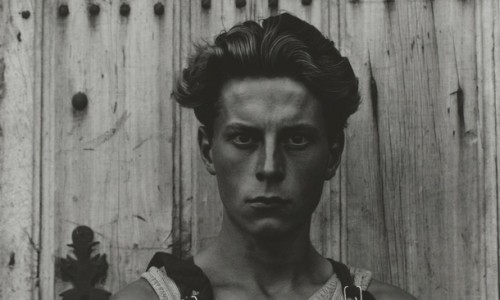 young boy France 1951 © Paul Strand Archive, Aperture Foundation