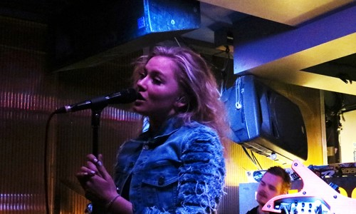 Astrid S at The Social - Sophie Bluestone - 3